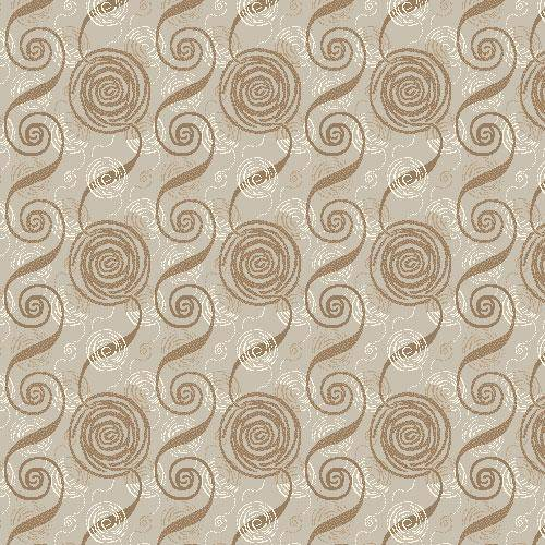 Ковролин AGNELLA Natural  WHIRL-light-grey