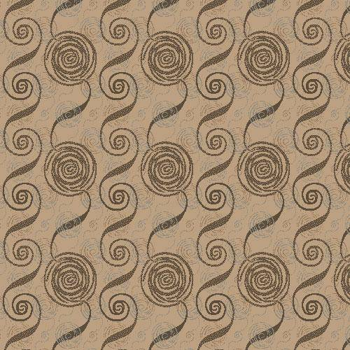 Ковролин AGNELLA Natural  WHIRL-dark-beige