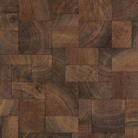 Дизайн-плитка ПВХ LG FLOORS DECOTILE Square Wood, Terracotta