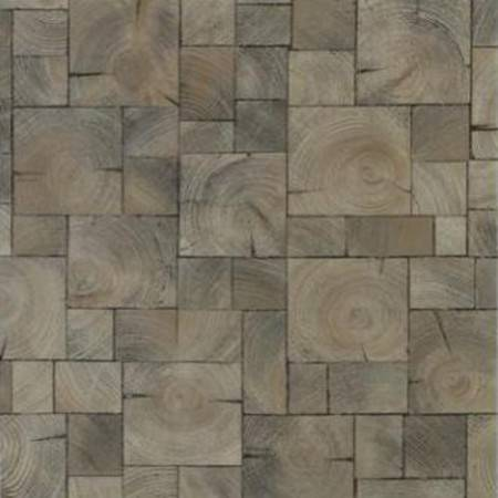 Дизайн-плитка ПВХ LG FLOORS DECOTILE Square Wood, Terracotta Square Wood DTL DTS 2952
