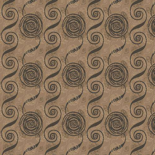 Ковролин AGNELLA Natural  WHIRL-brown